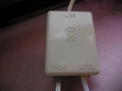 ADSL モジュラー